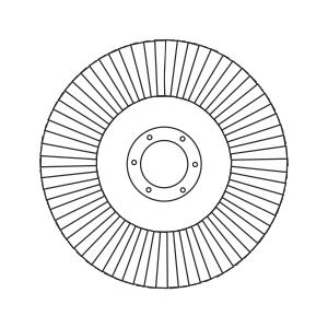 Лепестковые круги КЛТ
